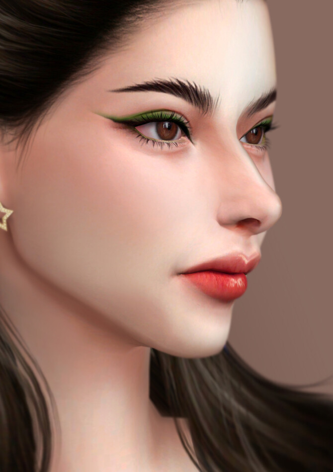 Sims 4 GPME GOLD Liner Foxy at GOPPOLS Me