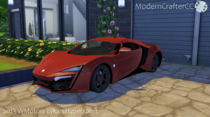 2013 Wmotors Lykan Hypersport