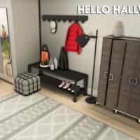Hello Hallway By Xogerardine