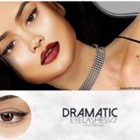 Dramatic Eyelashes V2