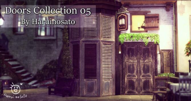 Doors Collection 05