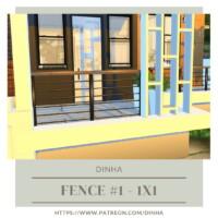 Fences #1 & #2
