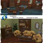 Vitasims's Casablanca Furniture Conversion By Clara