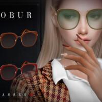 Glasses 02 By Bobur3