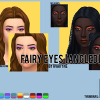 The Fairy Collection Maxis Match