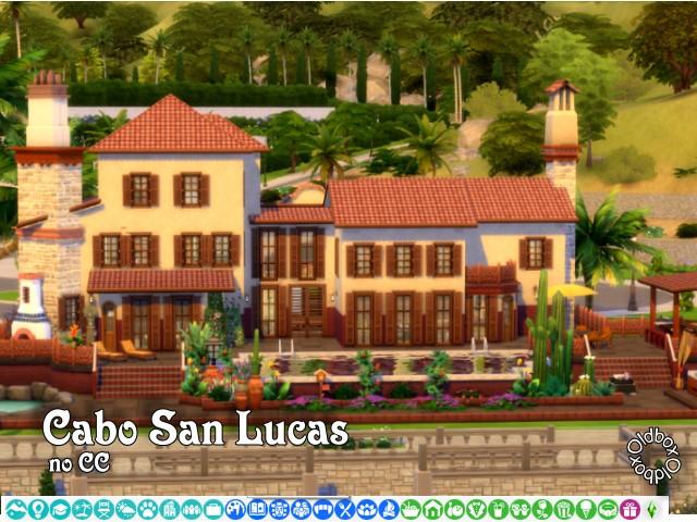 Cabo San Lucas By Oldbox