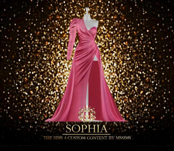 Sophia Gown (p)