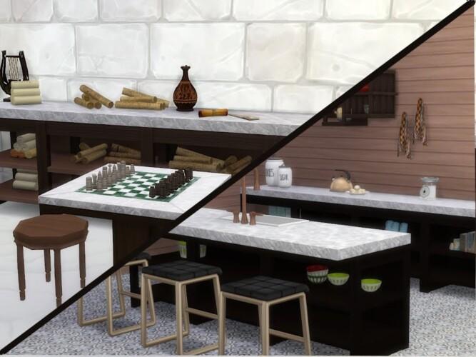 Parmenidh Library Set