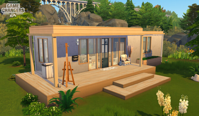 Parallelepiped Starter House