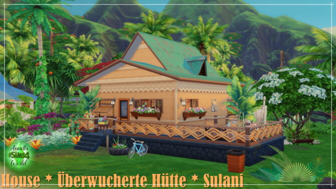Overgrown Hut Sulani House