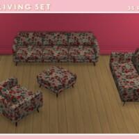Avery Living Set, Wall Art & Wallpapers
