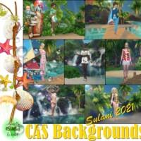 Cas Backgrounds Sulani 2021