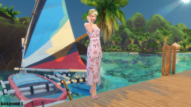Sims 4 CAS Backgrounds Sulani 2021 at Annett's Sims 4 Welt