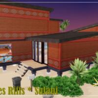 House Pracht Des Riffs Sulani