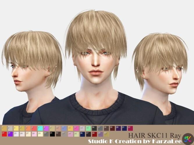 Hair Skc 11 Ray