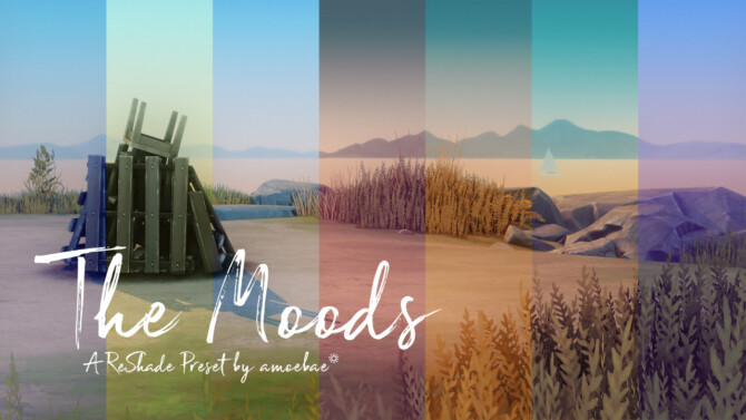 The Moods Reshade Preset