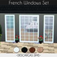 French Windows Set