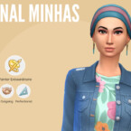 Minal Minhas By Mini Simmer