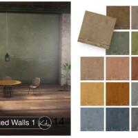 Painted Walls 1