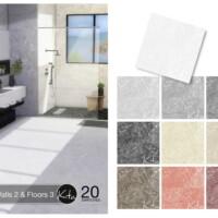 Marble Walls 2 & Floors 3