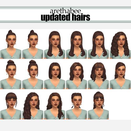 17 Hairs Updated