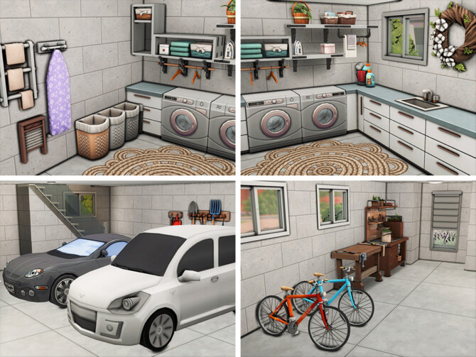 Sims 4 Wellington house by xogerardine at TSR