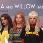 Willa And Willow Hairs