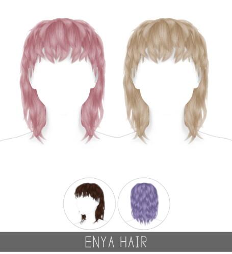 Enya Hair