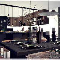 Larmo Kitchen By Marychabb