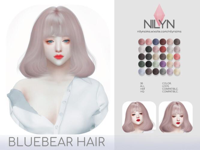 Bluebear Hair By Nilyn