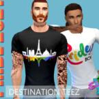 Pride21 Destination Teez By Simmiev