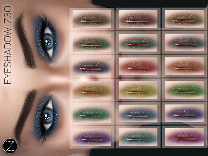 Eyeshadow Z30 By Zenx