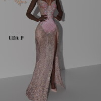 Uda P Gown