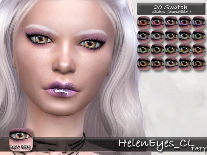 Helen Eyes Cl By Tatygagg