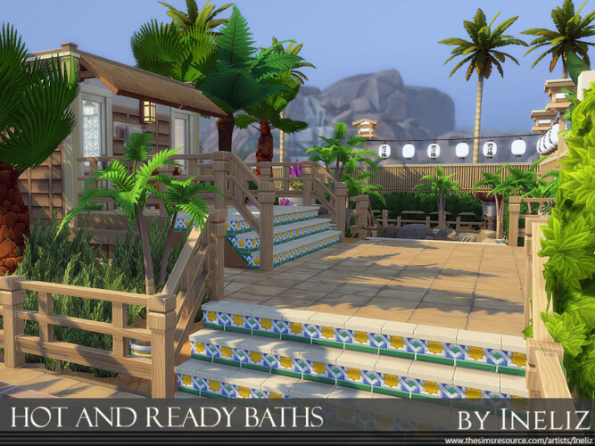 Hot And Ready Baths By Ineliz