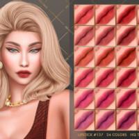 Lipstick #137 By Jul_haos