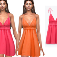 Smocked Summer Dresses By Saliwa