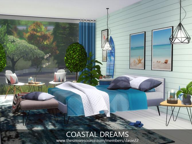 Sims 4 COASTAL DREAMS by dasie2 at TSR