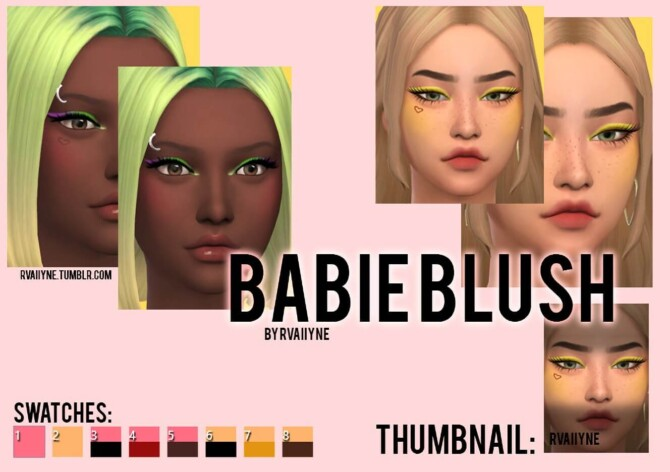 The Babie Collection Maxis Match