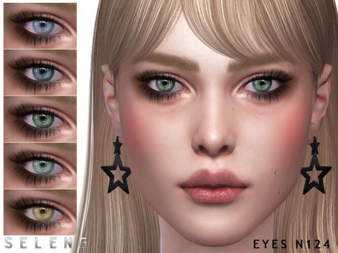 Eyes N124 By Seleng