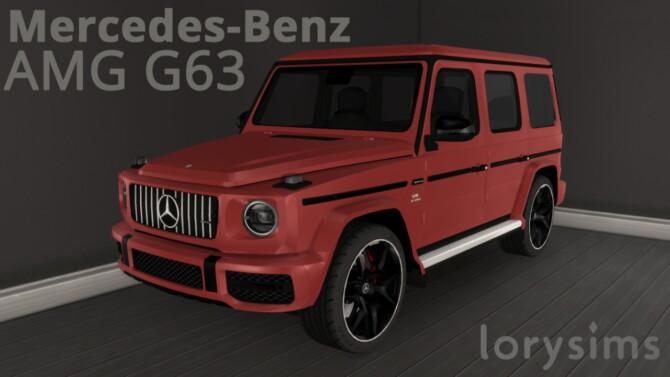 2019 Mercedes-benz Amg G63