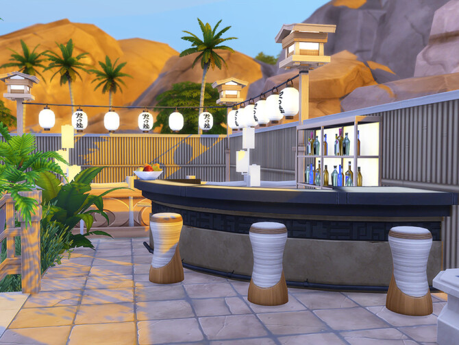 Sims 4 Hot and Ready Baths by Ineliz at TSR