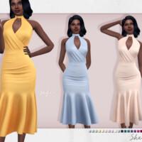 Sheila Dress By Sifix