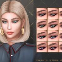 Eyeliner #106 By Jul_haos
