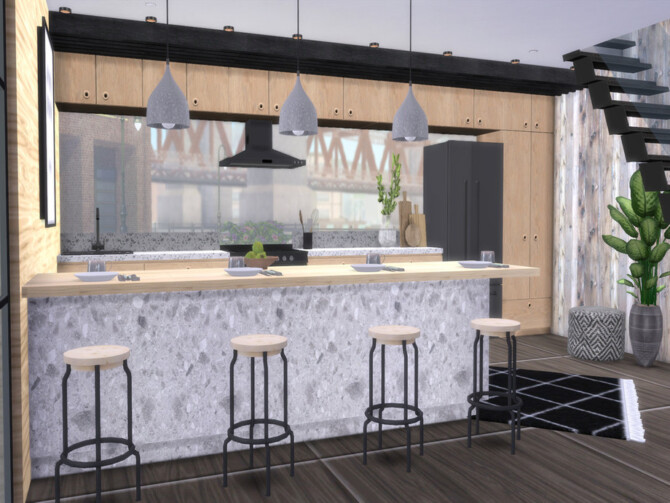 Sims 4 Maxima house by Suzz86 at TSR