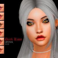 Dark Rose Lipstick N20 By Suzue