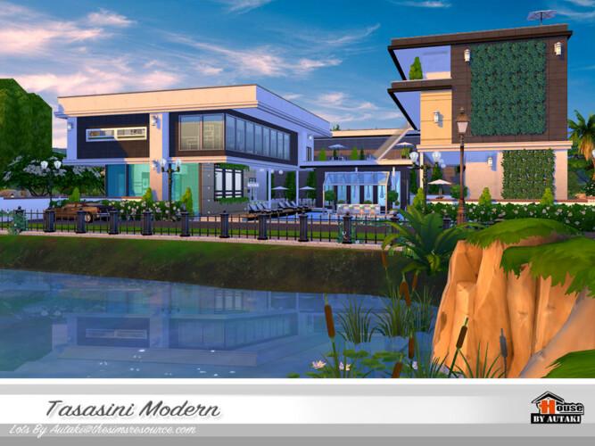 Tasasini Modern House By Autaki