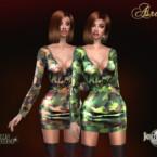 Asranel Dress By Jomsims