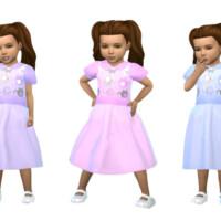 Toddler Dress 0512 By Erinaok