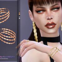 Night Diva Bracelets By Sugar Owl